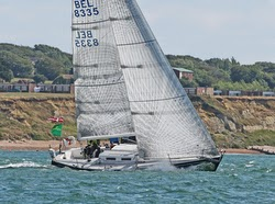 J/35 one-design offshore sailboat