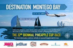 Montego Bay YC Pineapple Cup