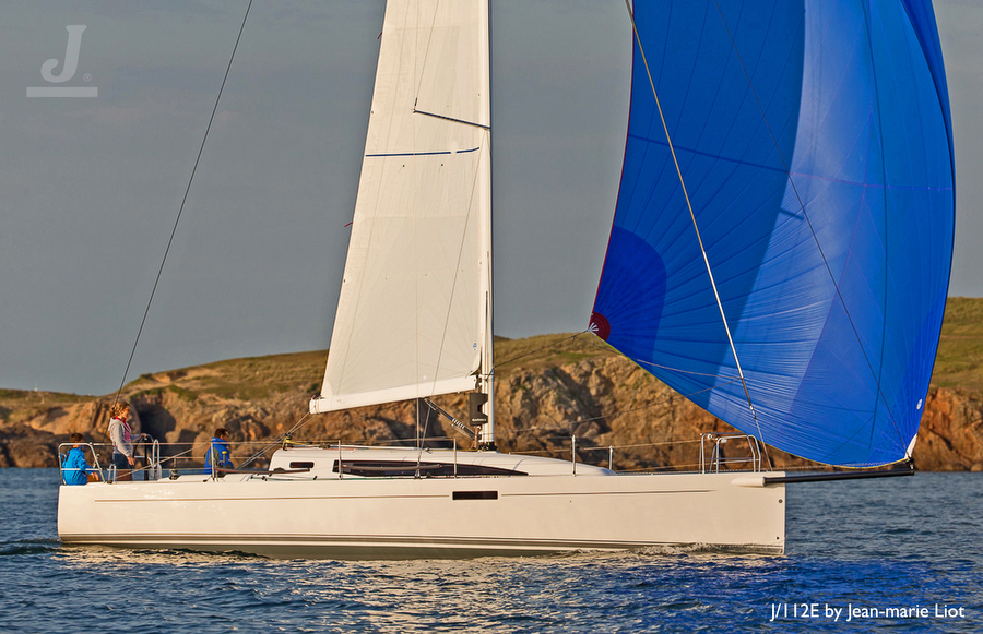J/112E sport cruiser- family sailing