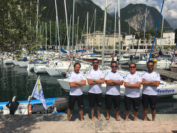 J/24 La Superba wins Italian Nationals