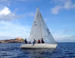 J/24 ITALY Winter Series Report
