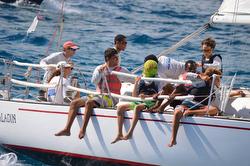 J/36 Paladin sailing Caribbean circuit