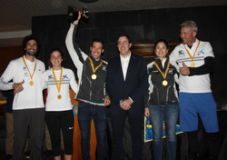 J/80 Spain- Catalonia Championship winners- Bribon Movistar