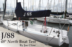 J/88 48 North review