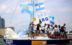 Argentina wins Gold Medal at Pan Am Games