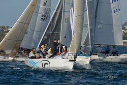 Pellissier Crowned French J/80 Champion!