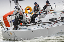 J's Battle @ Hamble Winter Series Finale