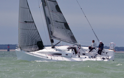 J/11S- A New 36' Double-handed, Offshore Racer