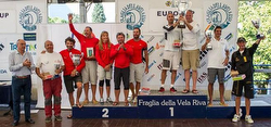 J/70 winners Italy Alcatel OneTouch Sailing regatta