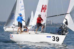 J/24 Newport sailing team