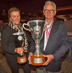 J/111 Challwa winning in Lima, Peru