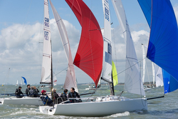 J/70 sailing one-design series