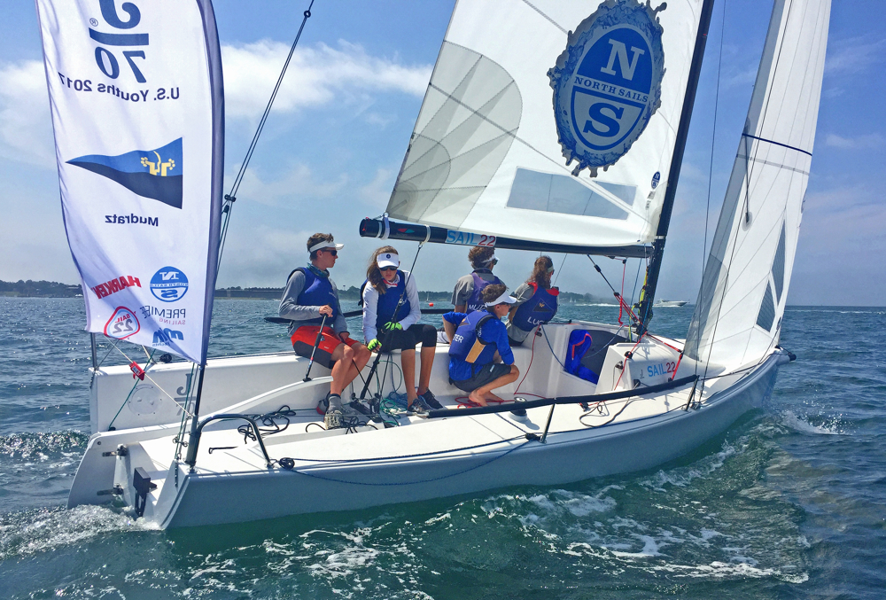 J/70 Mudratz Sailing Club- Youth Champs