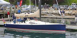 J/88 at Sail a J Day Newport