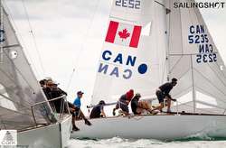 J/24 Canadian Nationals- CORK