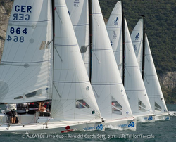 Alcatel J/70 Worlds in San Francisco, CA