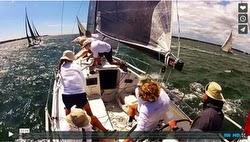 J/111 ODYSSEY sailing video