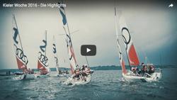 J/70 sailing video