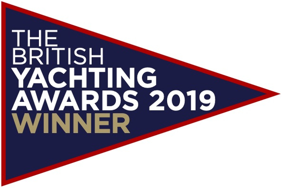 J/99 British Yachting Awards winner
