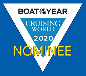 Cruising World Boat of the Year award