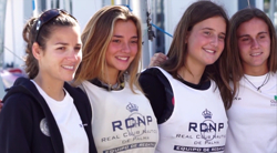 J/80 women's Palma Mallorca team