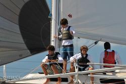 J/36 St Croix youth sailing