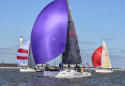 J/97E sailing Warsash