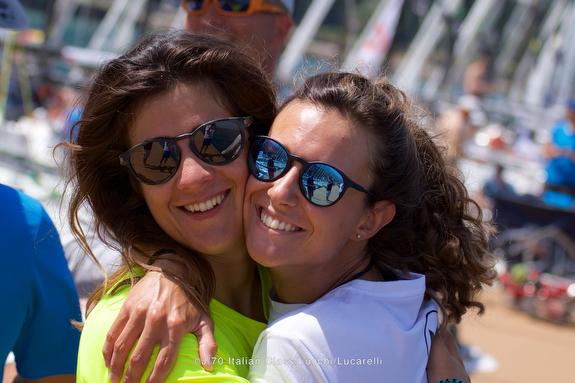 Claudia Rossi- J/70 European Champion