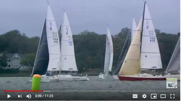 J/105 Doublehanded class - Annapolis Doublehanded Offshore Race