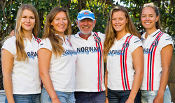 J/70 Norway youth team