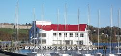 US Coast Guard Academy- Jacobs Rock Sailing Center