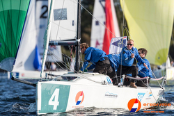 Almere Central Three-Peat Dutch J/70 Sailing League