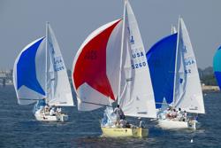 J/24 40th Round Island Race