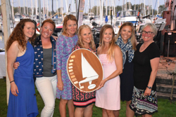 Top women J/24 sailors