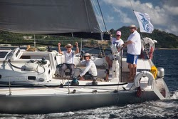 J/133 Apollo 7 winning IRC Class 2- RORC Trans-Atlantic Race