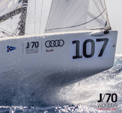 Audi J/70 Worlds - Porto Cervo, Sardinia- YC Costa Smeralda