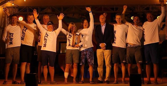 J/122 McFly/ El Ocaso winners
