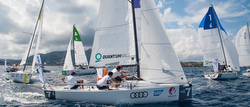 J/70s at Sailing Champions League
