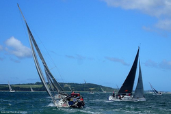 J/36 Jazz sailing UK Round Island Race