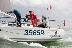 Hamble Winter Series Kick-Off Weekend!