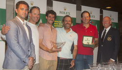 J/70 Rolex Big Boat Series winners- Flojito