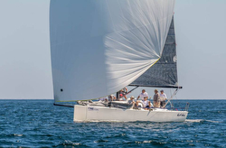 J/122 GIGI sailing Marblehead ONE
