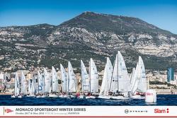 ARTTUBE Crowned Monaco J/70 Winter Series Champ