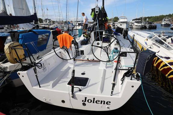 J/121 Jolene in Sweden
