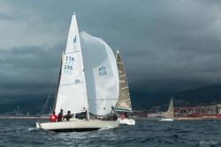 J/24s sailing Ireland