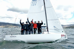 J/70 Noticia winners