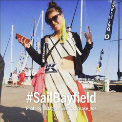 The vibe at Bayfield Race week