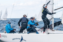 J/24 Sailors for the Sea with Mike Ingham