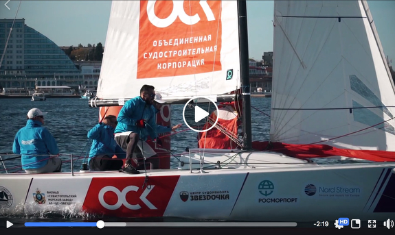 J/70 Russian Sailing League