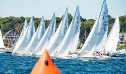J/22s sailing round island race